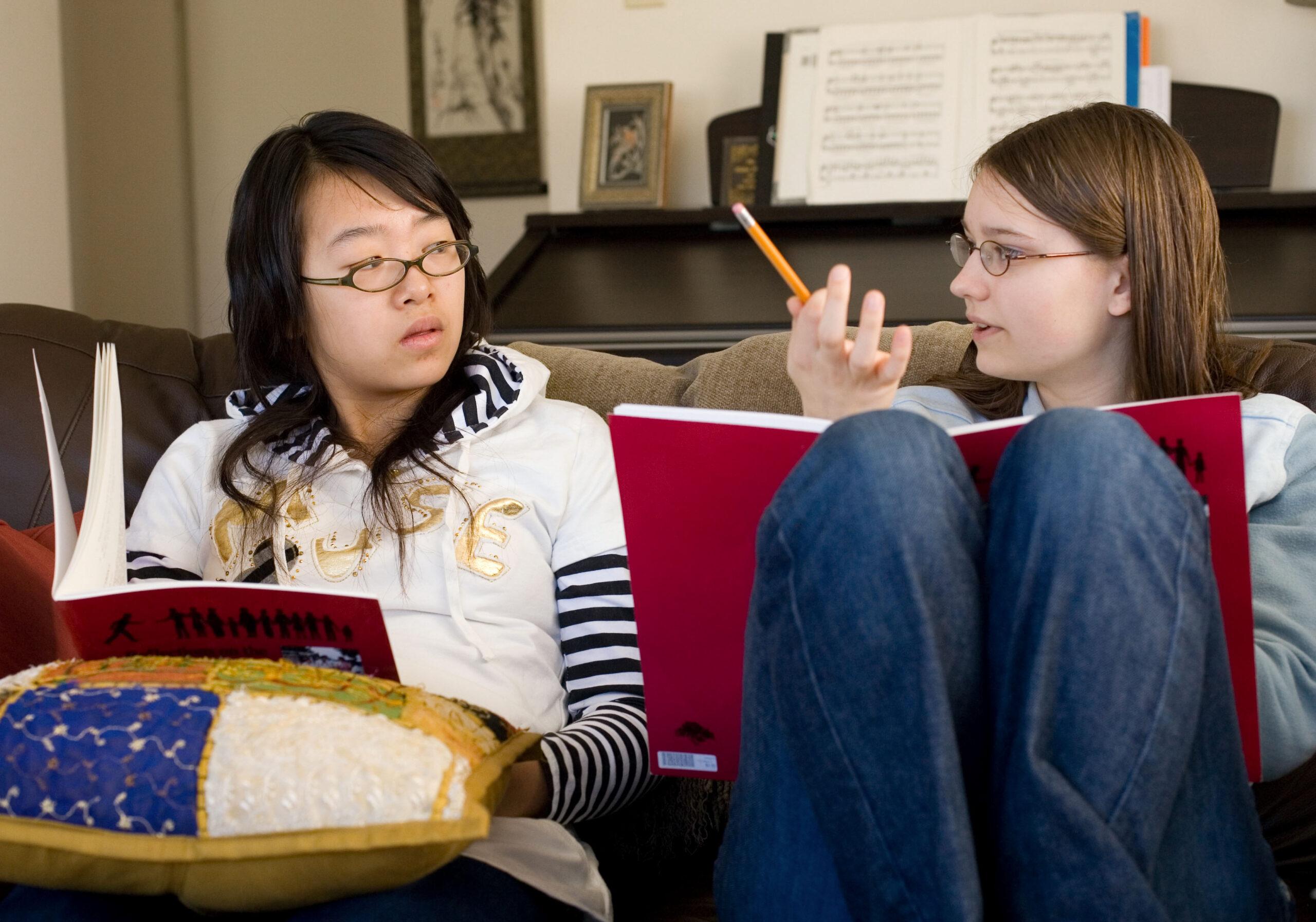 Skolundervisning - studiecirklar